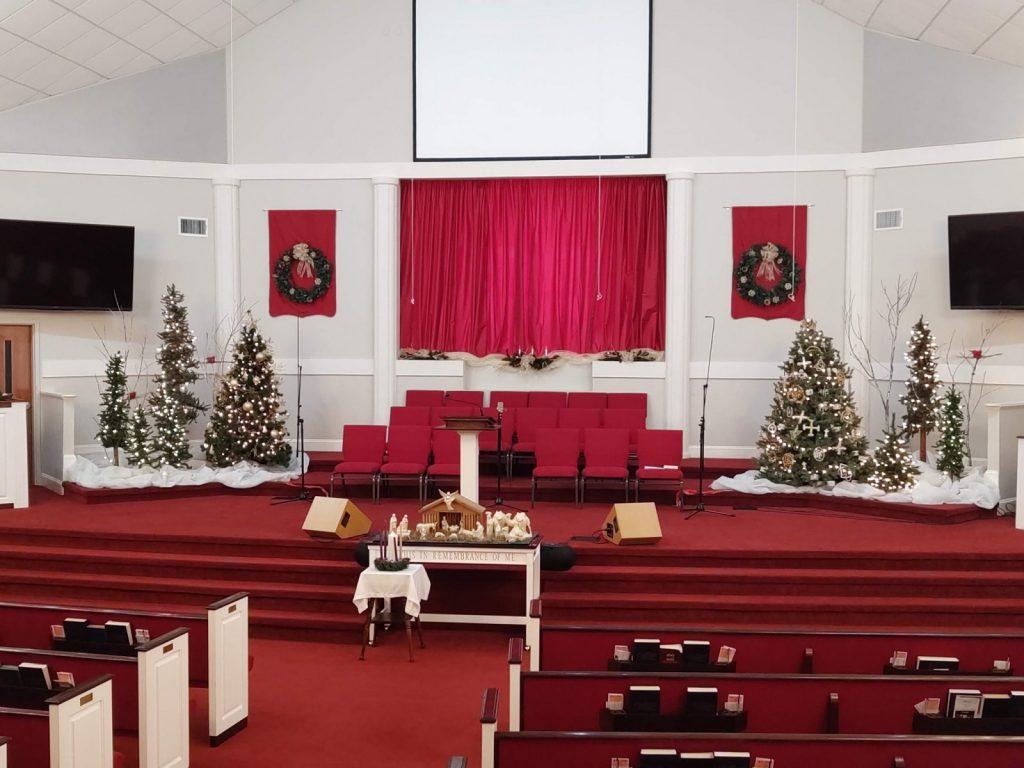 FBCH Christmas Sanctuary 2019